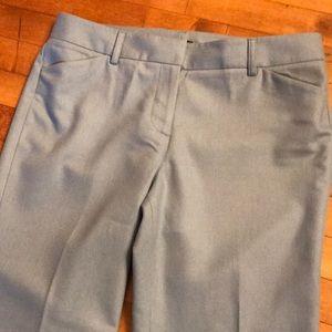 Light Blue Wool Pants